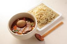 特製ピリ辛味噌だれつけ麺