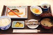 和朝食セット