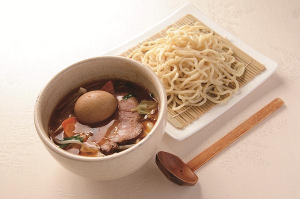 東筑波特製 ピリ辛味噌だれつけ麺